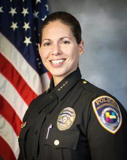 Chief Sonia Quiñones