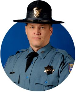 Trooper Lance Curry