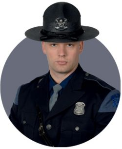Trooper Mark Fletcher