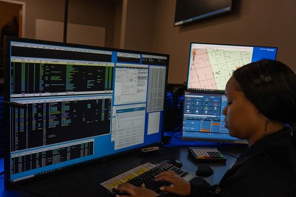 PSAP Dispatch Console Software